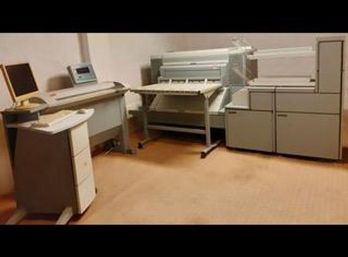 Used OCE TDS 800 Full System – complete system for printing and coping