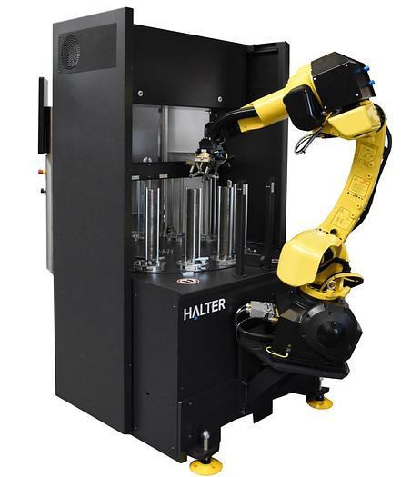 12Kg Halter TurnStacker Compact 12