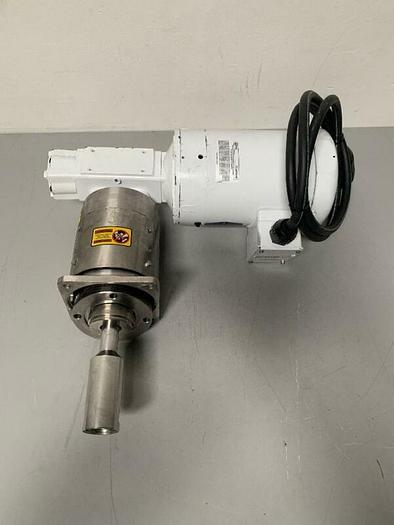 Used Lightnin XPS 917MDSNE Agitator w/ Baldor .5 HP Motor 208-230/460V