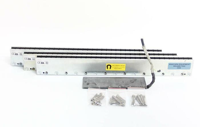 Used ETEL IWF030-0512-00A (X3) ILF09-030-3KC-D10B Ironless Linear Motor System (5599)