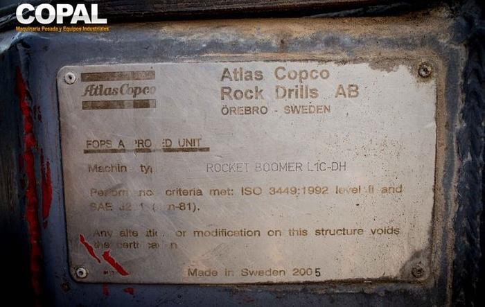 2005 ATLAS COPCO L1C-DH