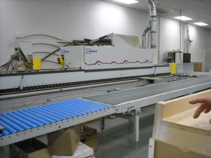 Homag KL-76/A20/S2 Automatic Edgebander