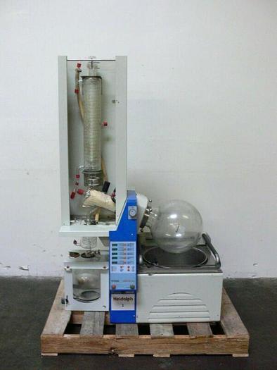 Used Heidolph Labo Rota 20 C R Control Rotary Evaporator 20 Liter