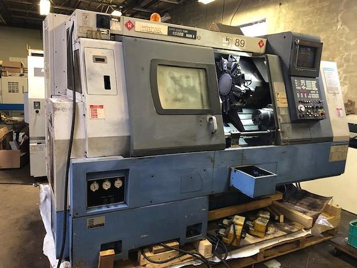 1996 MAZAK SQT 15MS MARK II with Sub Spindle and Live Tooling