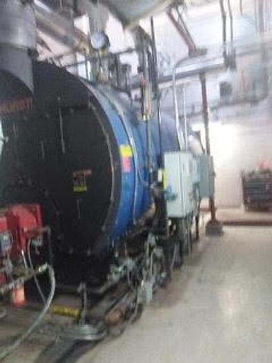 Used 2011 Hurst 300 HP Hurst, 4 pass wet back, 150 PSI design pressure 300 HP