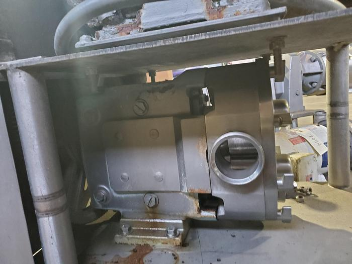 Waukesha 130 P. D. Pump