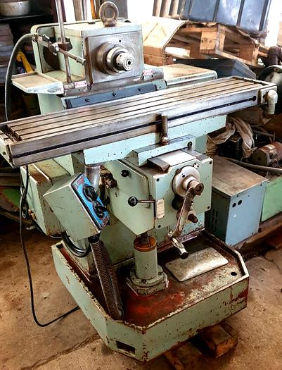 Picco Keyway Milling Machine