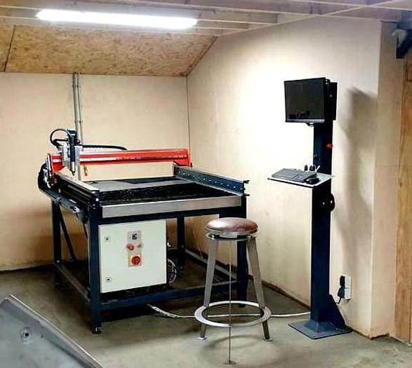 Used PLASMA CUTTER CNC