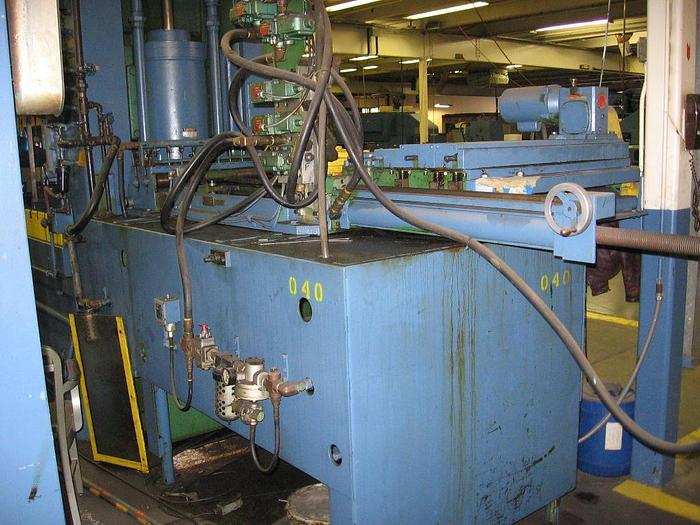 """Used 30""""x30""""x.125"""" COILMATIC AIR FEEDER/STRAIGHTENER"""