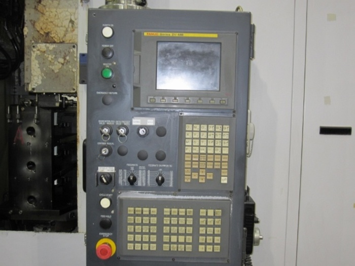 Enshu Model JE30S Horizontal Machining Centre 5391