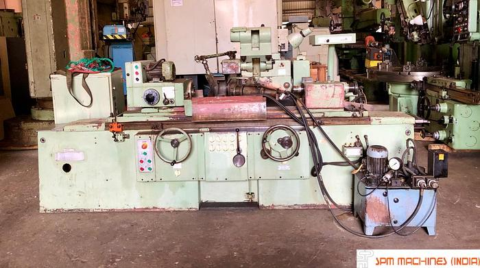 TOS BHU 32 x 1000 Cylindrical Grinder