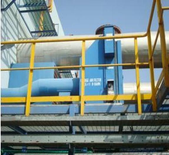 17 MW 2006 Used Wartsila W20V34SG Natural Gas Generator