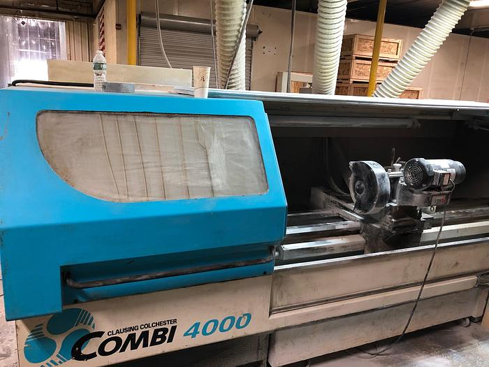 1999 Clausing Colchester Combi 4000
