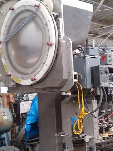 Used Packwest Auto 120 Capper