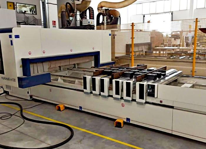 Used Morbidelli Author M100 - CNC Machining center - 2018