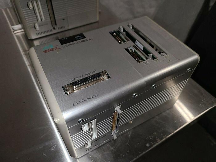 Used IAI Corp Super Sel Controller Type E AC