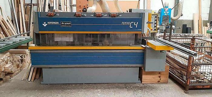 Used Vertongen Pentho C4 - 2002
