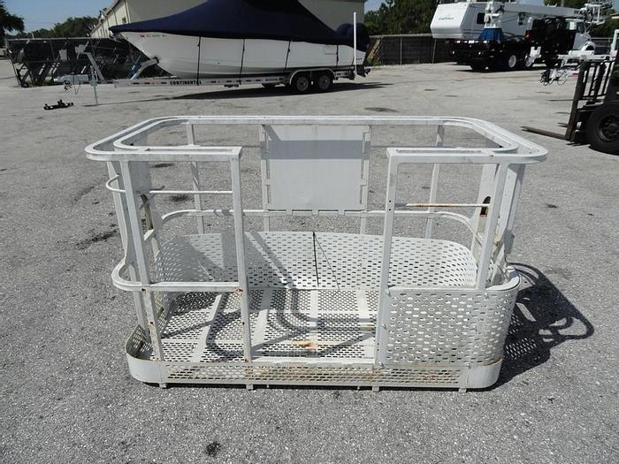Used Altec 2-Man Crane Basket - 01055