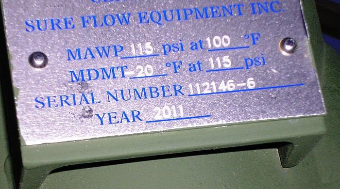"Sure Flow 6"" Manifolded Sediment Strainer System"