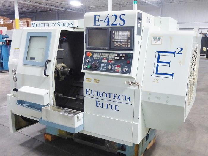 2001 Eurotech E42S