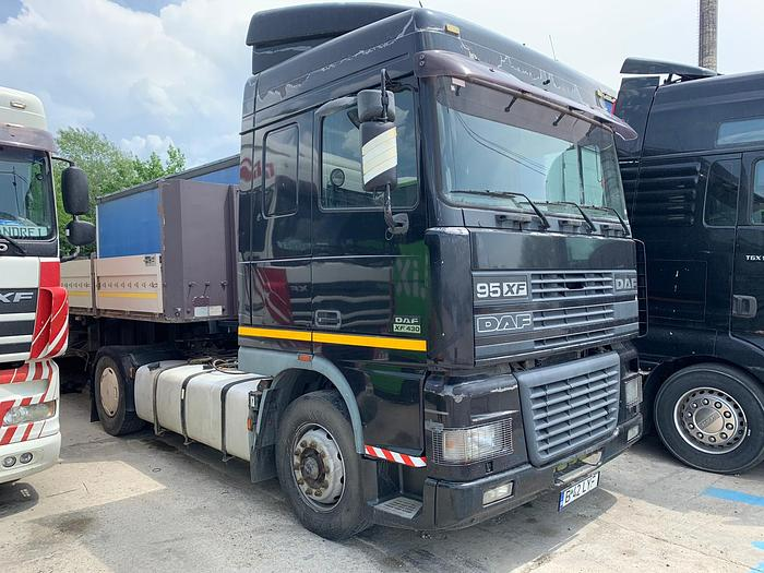 2000 DAF 95 xf 430 euro 3 manual