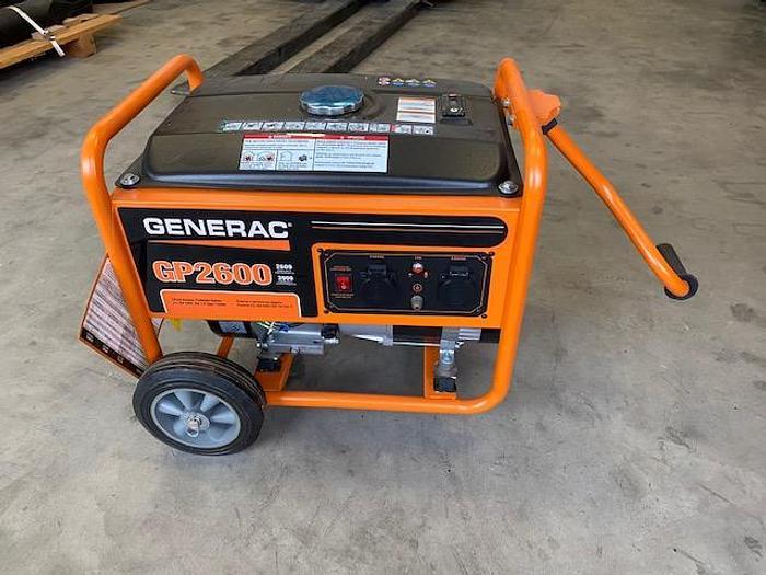 Gebraucht Generac GP2600