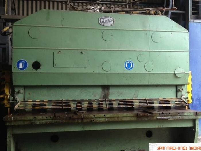 WMW Pels SCTP 25/3150 Mechanical Shearing Machine