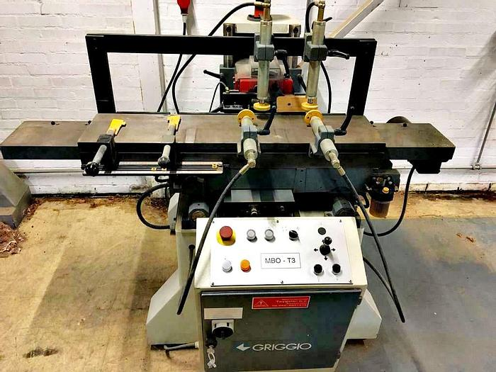 Used GRIGGIO MBO T3 - 2000