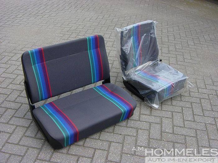 Used Truck seats magirus / daf / renault