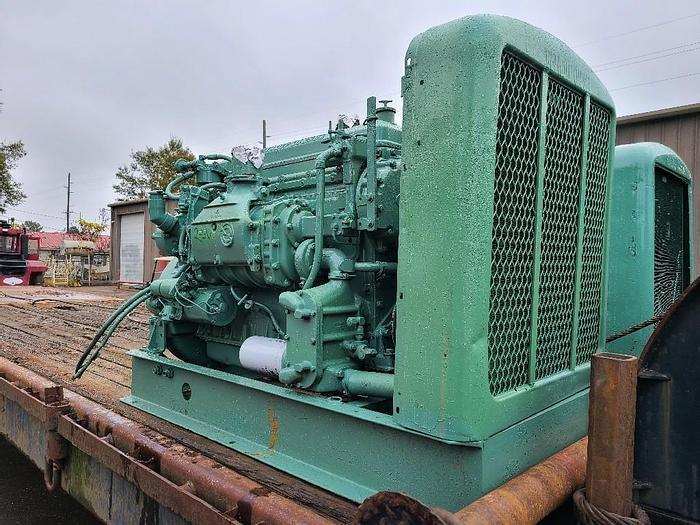 Used Detroit 6-71N