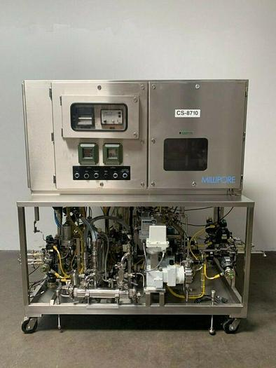 Used Millipore K-Prime 400 Chromatography Skid Controller