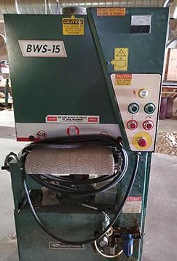 Bridgewood DWS15B Wide-Belt Sander