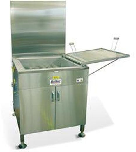 BELSHAW 724 CG GAS FLOOR MODEL FRYER