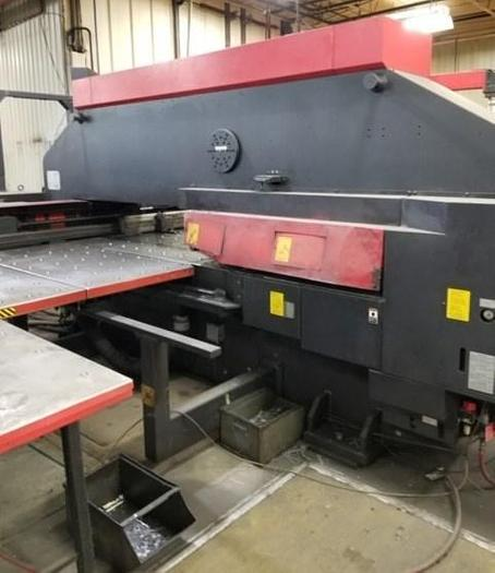 33 TON, AMADA VIPROS 357 QUEEN, 2000, CNC TURRET PUNCH