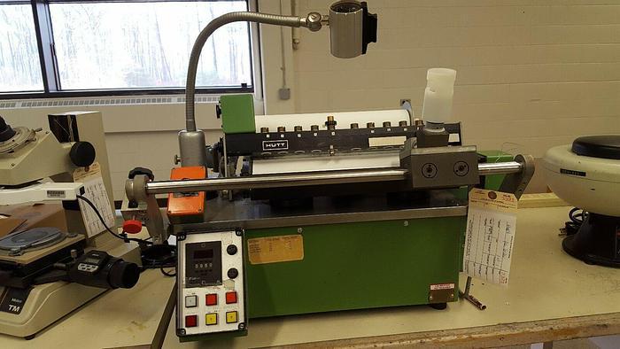Used HUTT Multi-parameter testing machine ballpoint pen automatic mechanical Germany