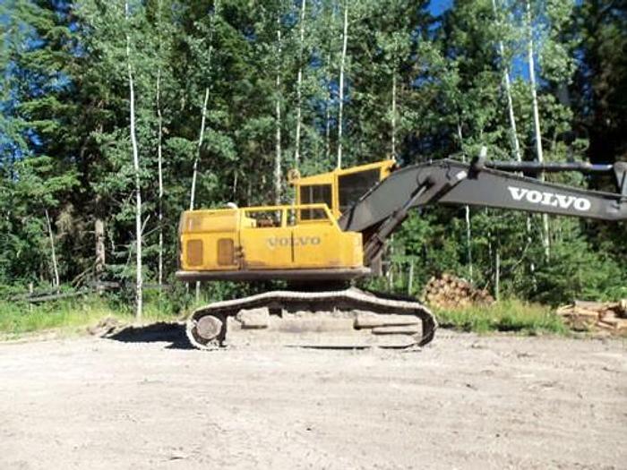 Used 2005 Volvo EC210BLC Excavator