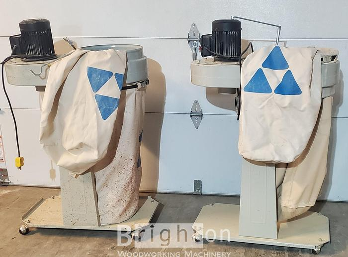Used 2006 Delta AP 400 Dust Collector