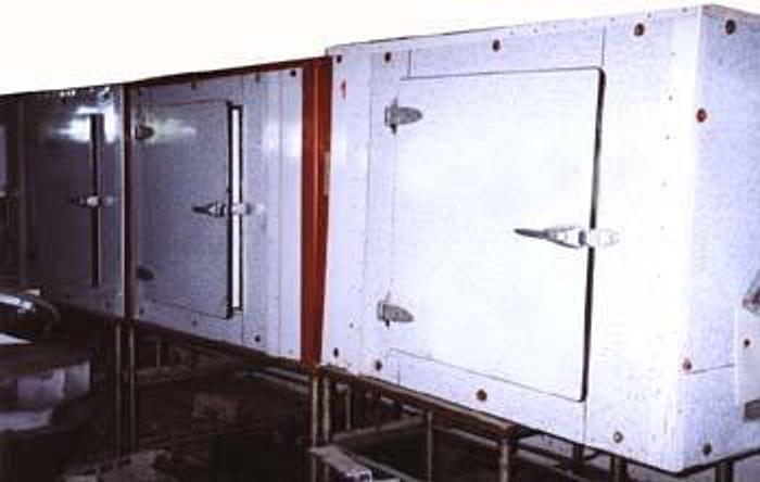 Tunel chłodniczy - bez agregatu