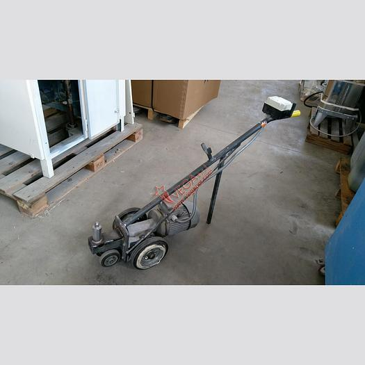 Used Tractor device for kiln cars moving LOAF