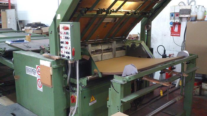 Used STOCK D-6325 – LAMINATING MACHINE (micro, corrugated, cartonboard)