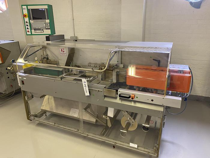 Used Marchesini MF910 Over wrapper