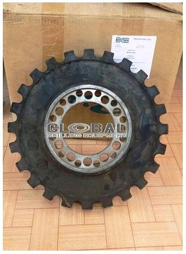 Item B&H-0132 : Rubber Element (Lord Coupling) for Ingersoll-Rand / Atlas Copco T4 Drill Rig