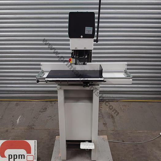 Used Nagel Citoborma 280 Twin Head Paper Drill