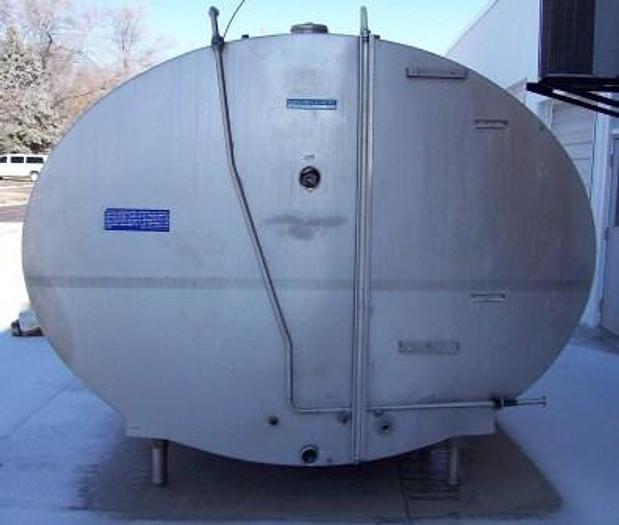 Used 5000 Mueller O 76205 - Bulk Tanks  Equipment