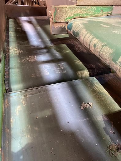 Used Split Stainless Steel Conveyor 3.2m L 0.65m W