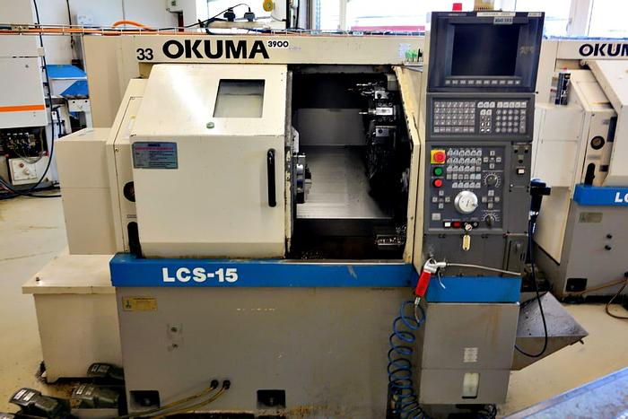 Used Okuma LCS 15 - 2002