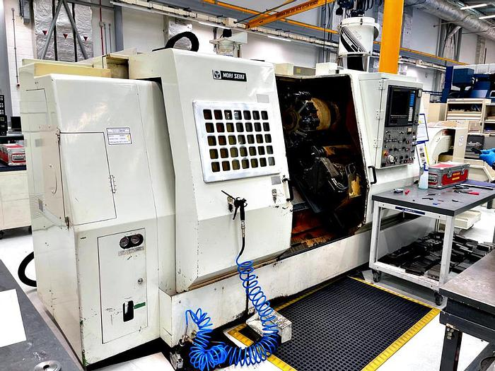 Used Mori seiki zl 25MC / 1000 - CNC Lathe / Turning machine  - 1989