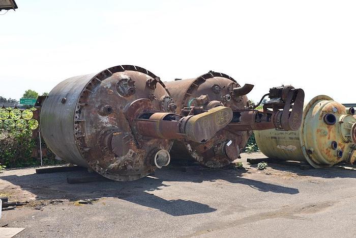 Usata Reattore  da 18000 Litri