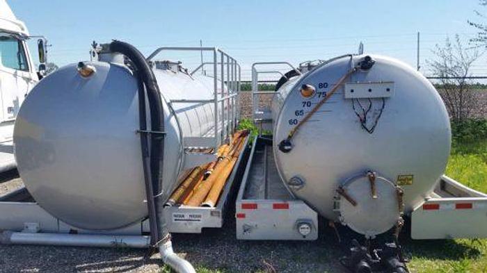 Used Vacuum Tanks