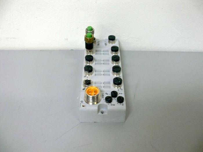 Used Allen Bradley 1732E16CFGM12R ArmorBlock I/O Module Ser. A